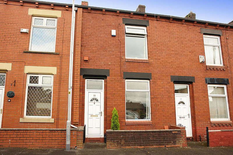 2 Bedrooms Terraced House for sale in 33 Gorton Street, Chadderton, Oldham