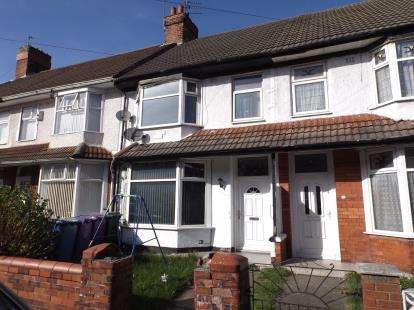 4 Bedrooms Terraced House for sale in Rawcliffe Road, Walton, Liverpool, Merseyside, L9