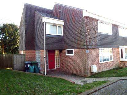 4 Bedrooms Semi Detached House for sale in Bishops Waltham, Southampton, Hampshire