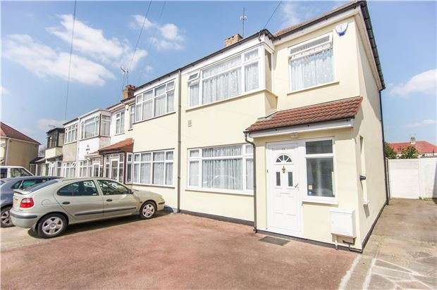3 Bedrooms End Of Terrace House for sale in Orchard Grove, HARROW, Greater London, HA3 9QR