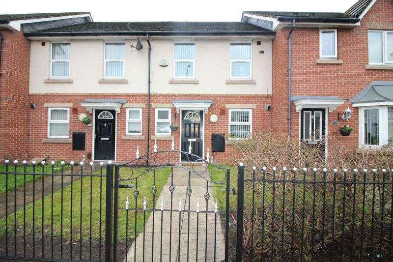 2 Bedrooms Terraced House for sale in Hawthorne Road, Bootle