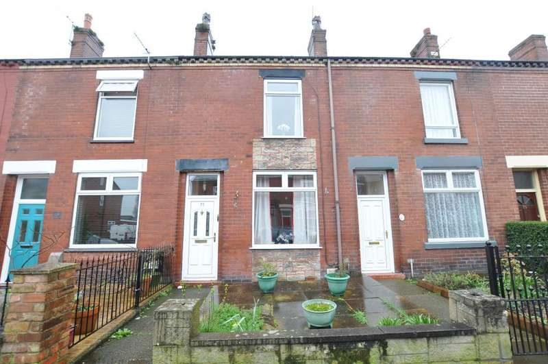 2 Bedrooms Terraced House for sale in Windermere Road, Leigh, Greater Manchester, WN7 1XA