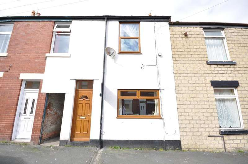 2 Bedrooms Terraced House for sale in Fylde Street, Kirkham, Preston, Lancashire, PR4 2DD