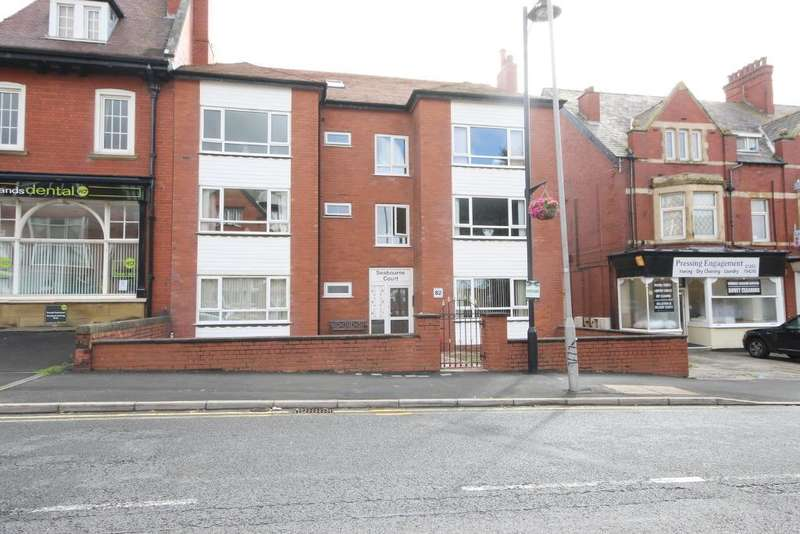 1 Bedroom Flat for sale in Seabourne Court, Woodlands Road, Ansdell, Lancashire, FY8 1DD