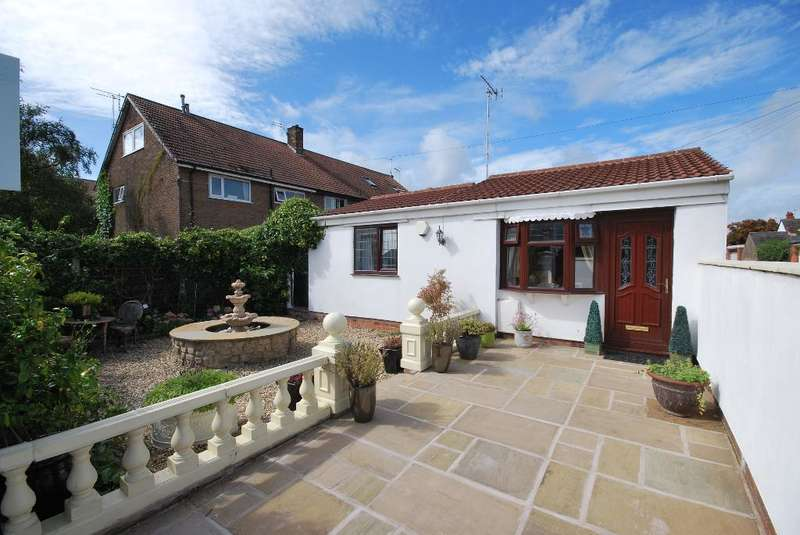 1 Bedroom Detached Bungalow for sale in Princes Road, Ansdell, Lytham St. Annes, Lancashire, FY8 1AE
