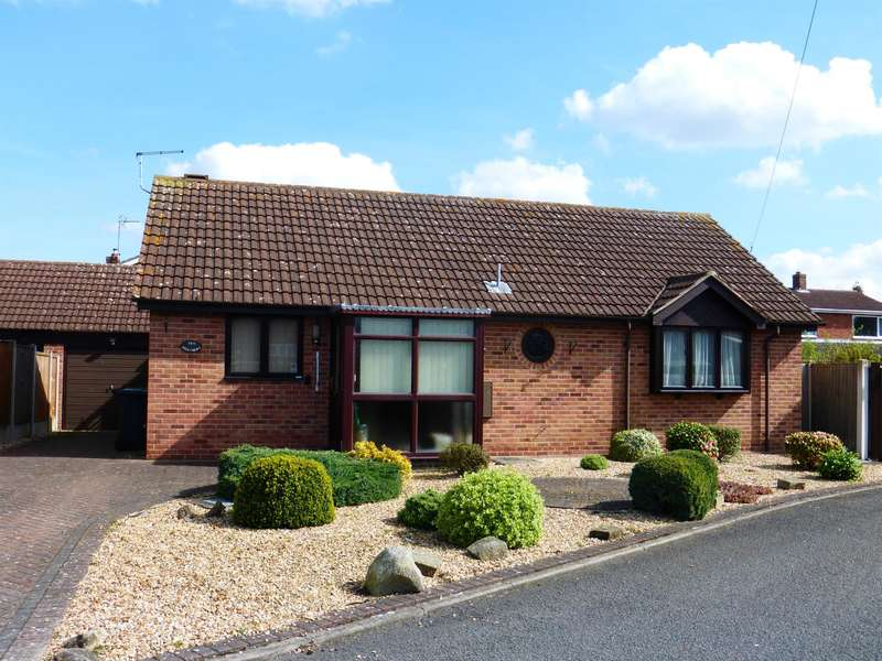 3 Bedrooms Detached House for sale in Fell Croft, Farndon, Newark, NG24
