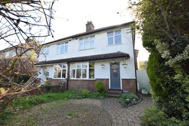 3 Bedrooms Semi Detached House for sale in Cheddington Road, Pitstone,