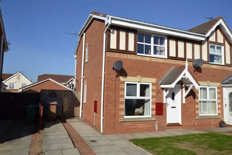 3 Bedrooms Property for sale in Aysgarth Rise, Bridlington, YO16