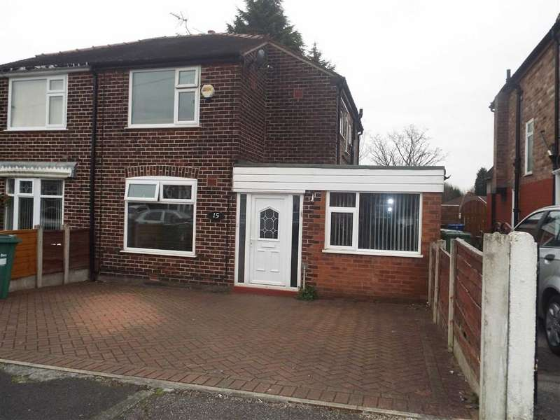 3 Bedrooms Property for sale in Windsor Crescent, Prestwich