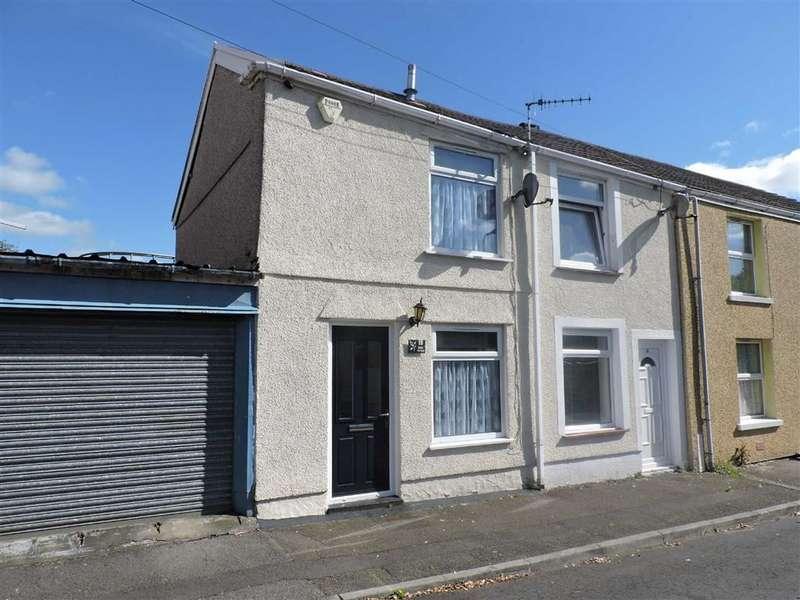 2 Bedrooms Terraced House for sale in Nixon Terrace, Morriston