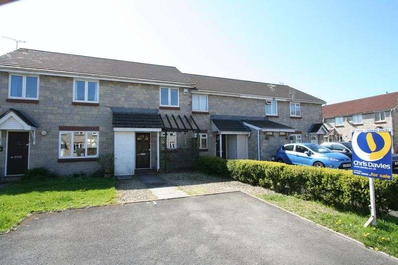 2 Bedrooms Terraced House for sale in Heol Y Fro, Llantwit Major