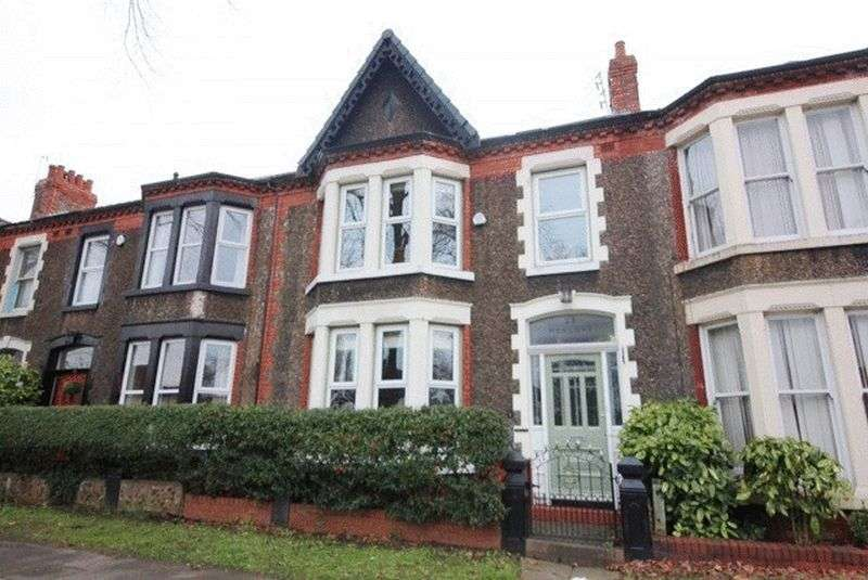 4 Bedrooms Terraced House for sale in Menlove Avenue, Mossley Hill, Liverpool, L18