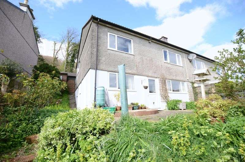 3 Bedrooms Semi Detached House for sale in Calstock Road, Gunnislake