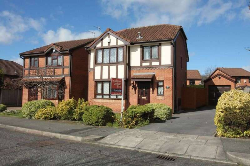 3 Bedrooms Detached House for sale in Flatt Lane, Oxton