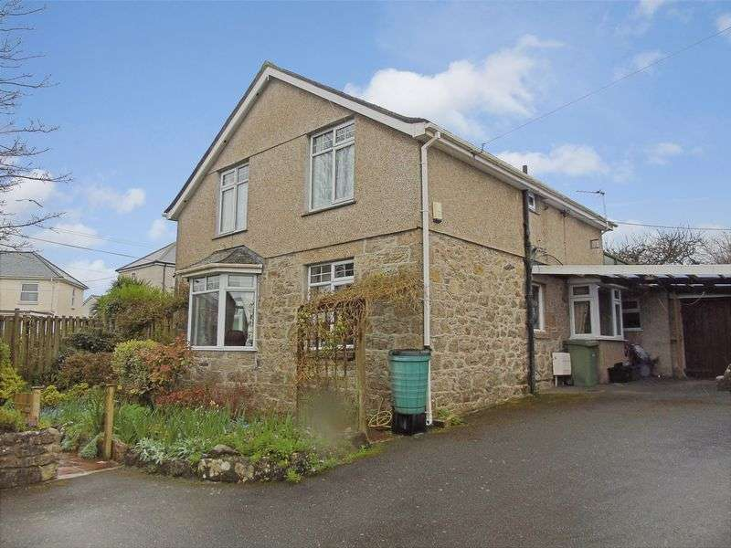 4 Bedrooms Detached House for sale in Ayr, St. Ives, Cornwall TR26