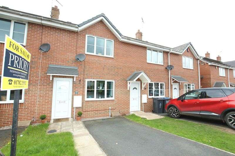 2 Bedrooms House for sale in Lorena Close, Biddulph