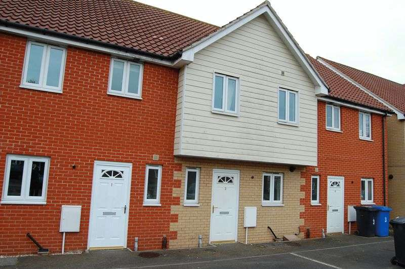 4 Bedrooms Terraced House for sale in Maidenhall Approach, Ipswich