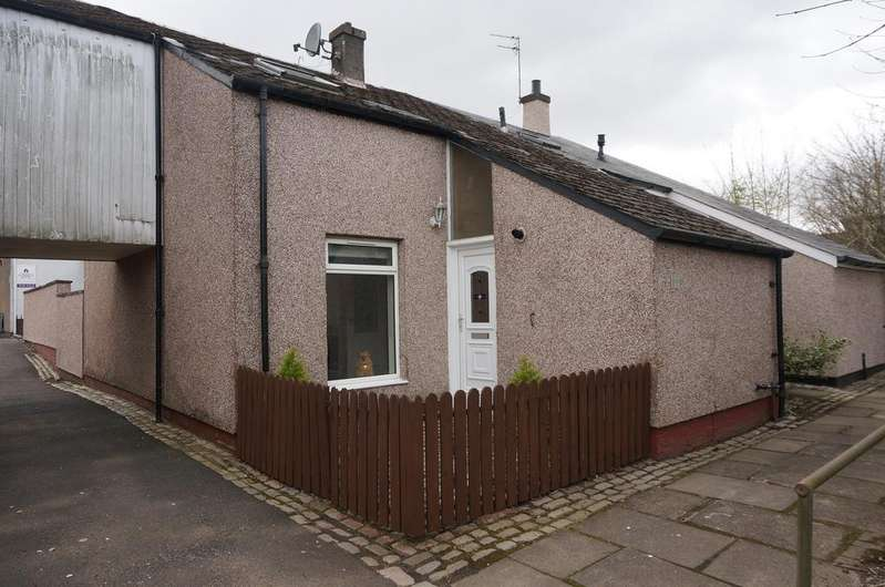 2 Bedrooms Terraced House for sale in Seafar, Cumbernauld G67