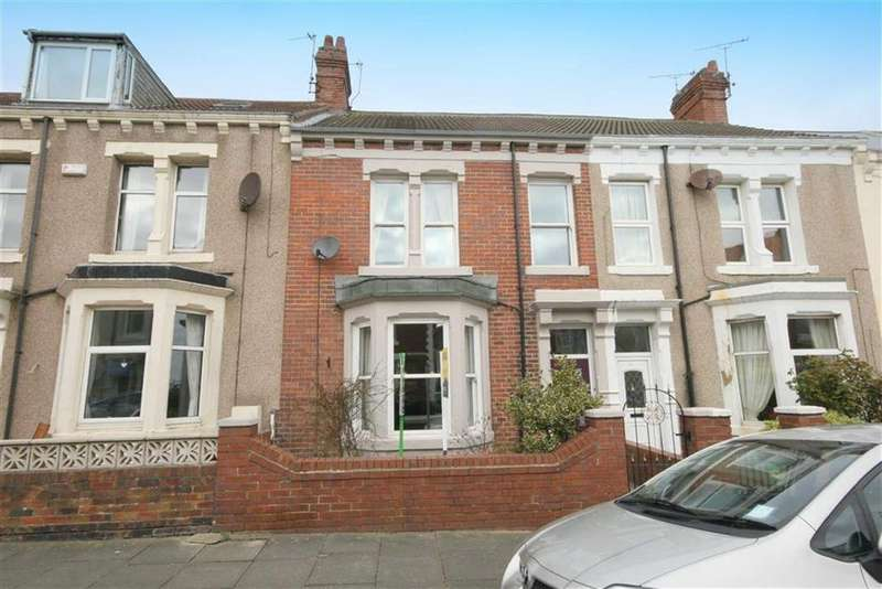 4 Bedrooms Terraced House for sale in Brook Street, Whitley Bay, Tyne And Wear, NE26