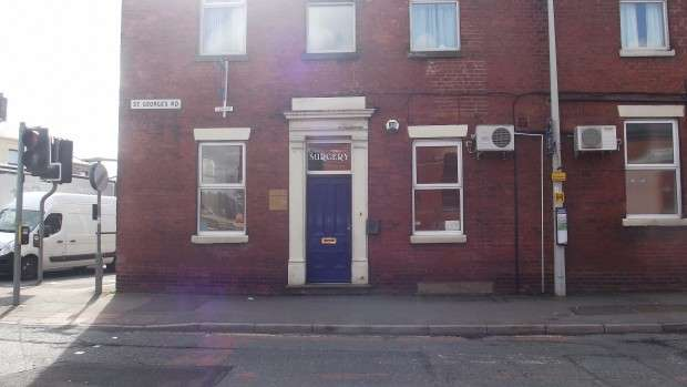 Commercial Property for sale in The Surgery St. Georges Road, Preston, PR1