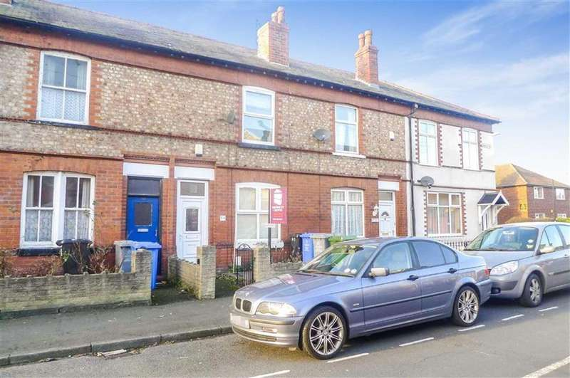 2 Bedrooms Terraced House for sale in Harley Road, Sale, M33
