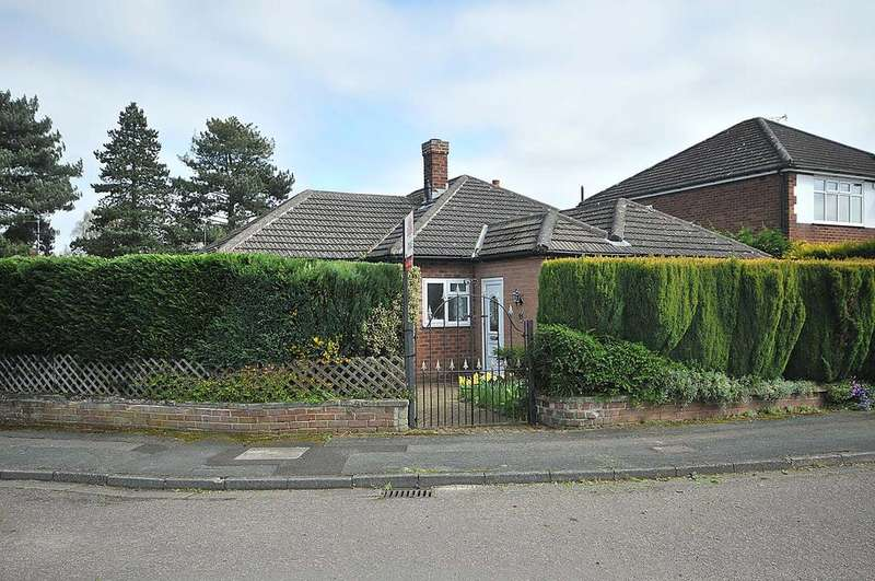 3 Bedrooms Detached Bungalow for sale in Holly Cottage, Stanneylands Drive, Wilmslow