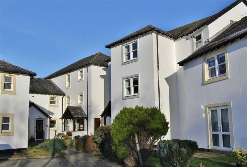 2 Bedrooms Flat for sale in 10 Elm Court, Elliott Park, Keswick, Cumbria