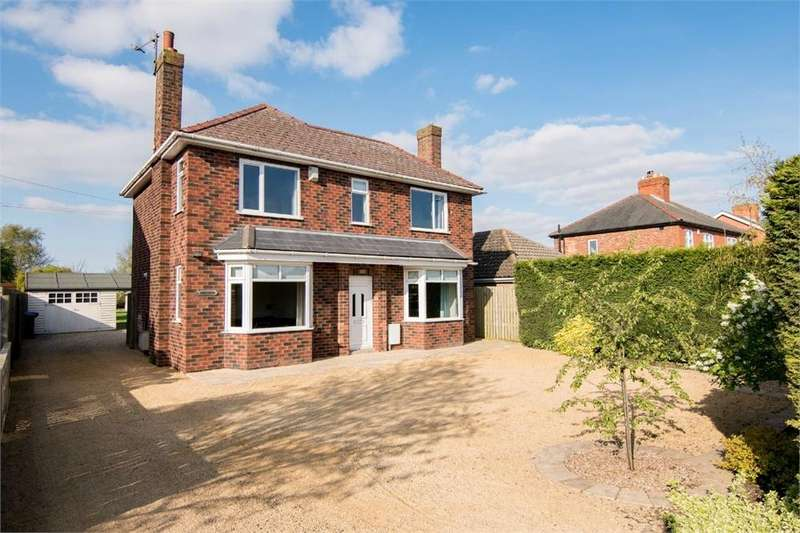 4 Bedrooms Detached House for sale in Eastwood Road, Boston, Lincolnshire