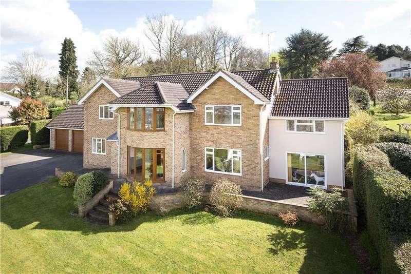 5 Bedrooms Detached House for sale in Harp Hill, Charlton Kings, Cheltenham, Gloucestershire, GL52