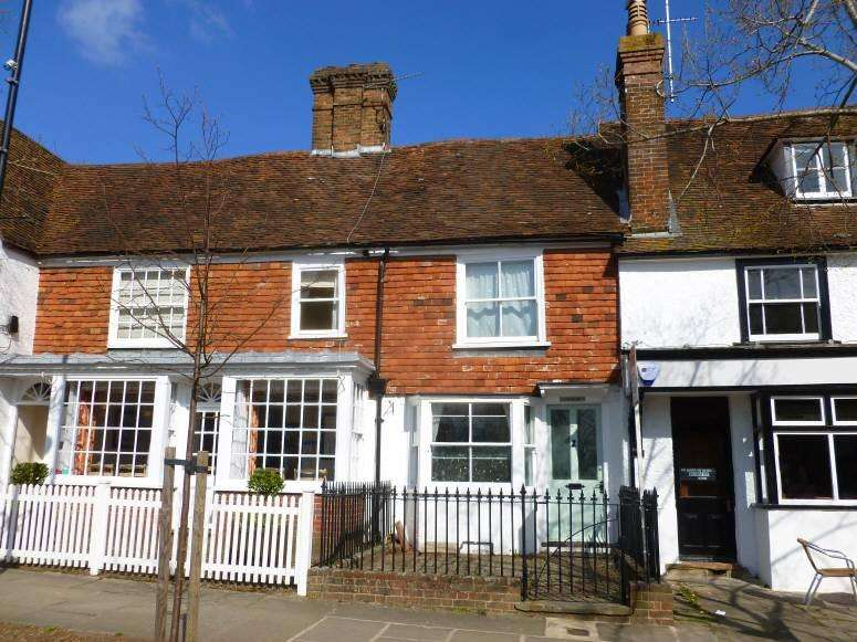 3 Bedrooms Cottage House for sale in High Street, Cranbrook, Kent, TN17 3EJ