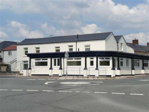 1 Bedroom Apartment Flat for sale in Cross Keys Court, Tutshill, Chepstow