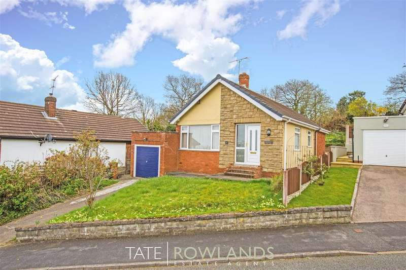 2 Bedrooms Bungalow for sale in Sunnyside Close, Bagillt