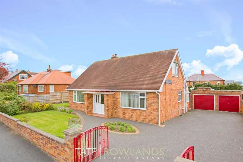 3 Bedrooms Bungalow for sale in Garthorpe Avenue, Connahs Quay