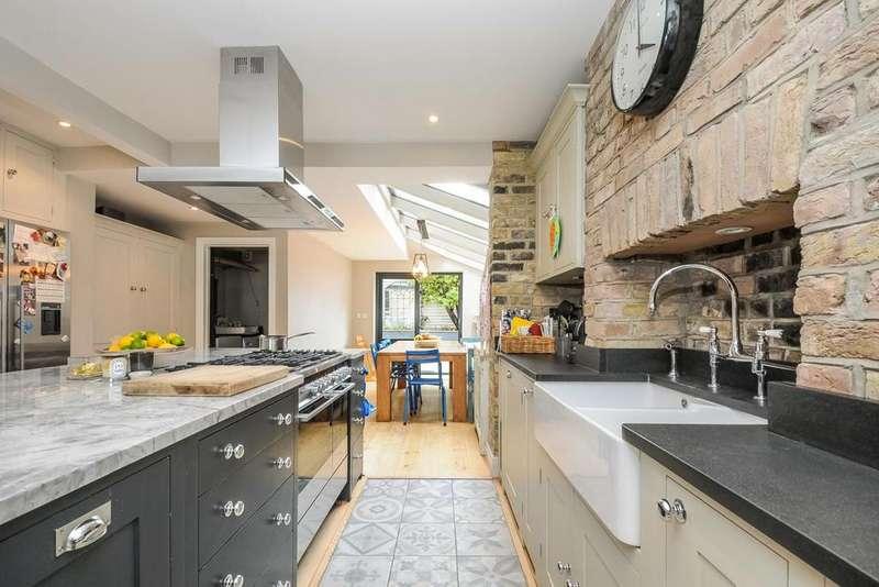 5 Bedrooms Terraced House for sale in Tabor Road, Brackenbury Village, W6