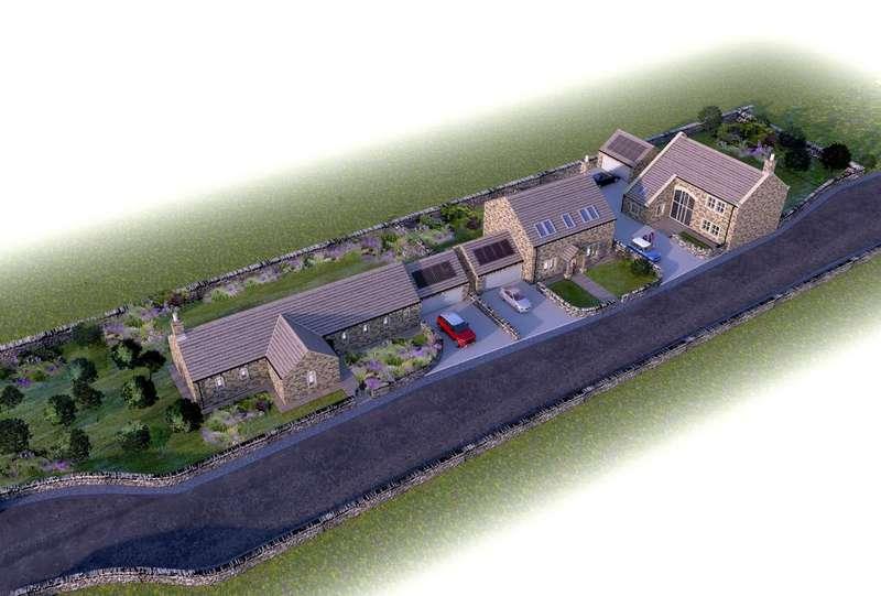 4 Bedrooms Detached House for sale in Dean Lane, Hawksworth