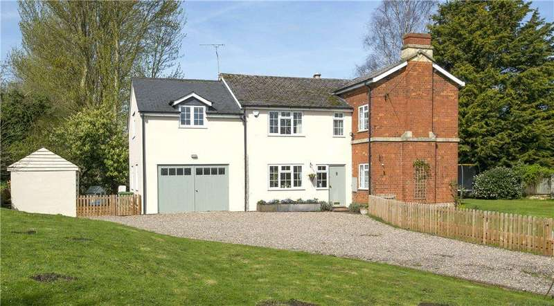 5 Bedrooms Detached House for sale in Station Road, Beckford, Gloucestershire, GL20