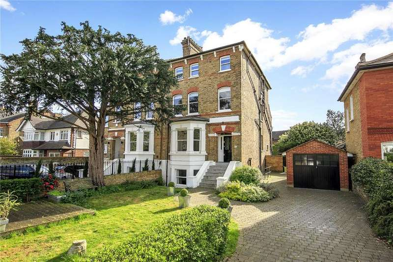 4 Bedrooms Semi Detached House for sale in St Peters Road, St Margarets, Twickenham, Middlesex, TW1