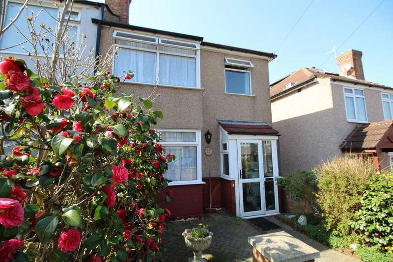 3 Bedrooms End Of Terrace House for sale in Winifred Road Dartford DA1