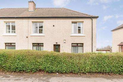 2 Bedrooms Cottage House for sale in Warriston Crescent, Glasgow, Lanarkshire