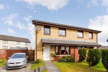 3 Bedrooms Semi Detached House for sale in Baldovan Crescent, Glasgow, Lanarkshire