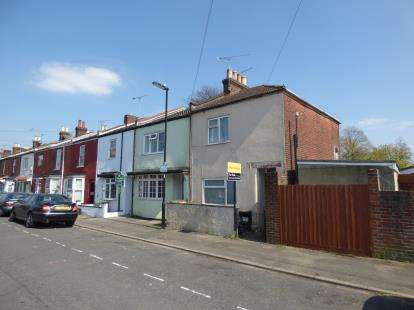 2 Bedrooms End Of Terrace House for sale in Northam, Southampton, Hampshire