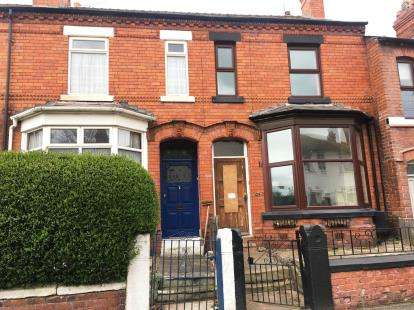 2 Bedrooms Terraced House for sale in Filkins Lane, Boughton, Cheshire, CH3
