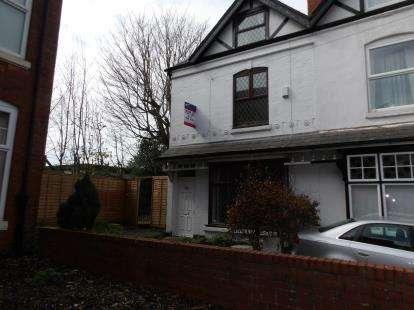 4 Bedrooms Semi Detached House for sale in Sefton Road, Birmingham, West Midlands
