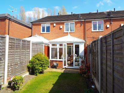 2 Bedrooms Terraced House for sale in Rose Hill, Quarry Bank, Brierley Hill, West Midlands