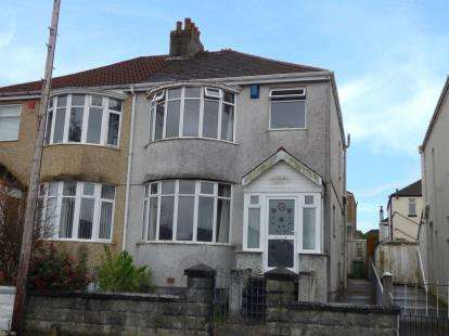 3 Bedrooms Semi Detached House for sale in Beacon Park, Plymouth, Devon