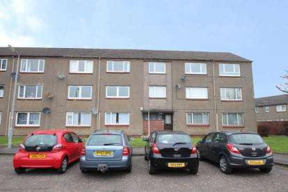 2 Bedrooms Flat for sale in Iona Road, Renfrew