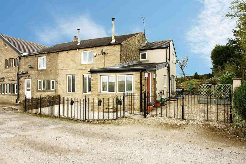 3 Bedrooms Cottage House for sale in Heather Cottage, Denshaw, Saddleworth