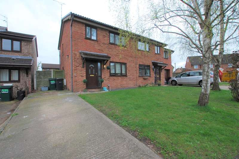 3 Bedrooms Semi Detached House for sale in Byron Close, Blacon, Chester