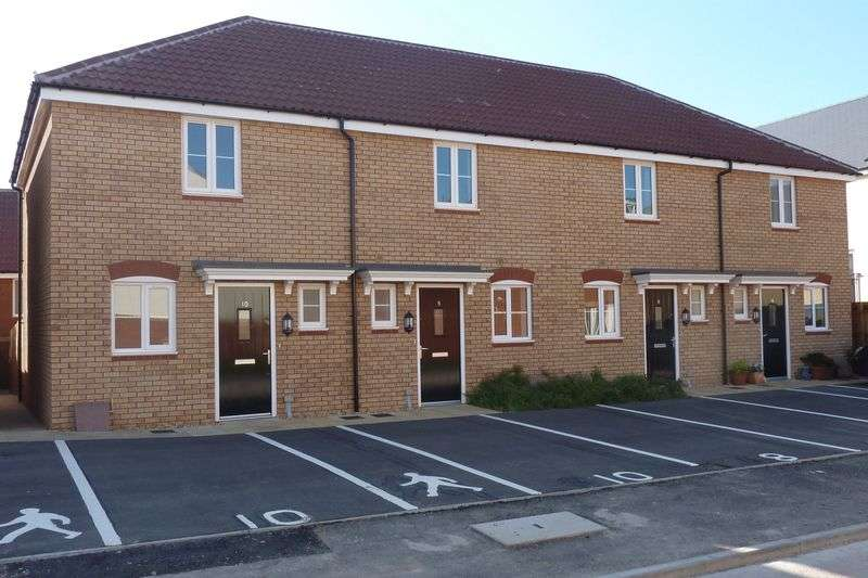 2 Bedrooms Terraced House for sale in Shared Ownership