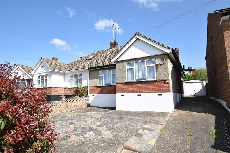 2 Bedrooms Semi Detached Bungalow for sale in Rayleigh Road, Eastwood
